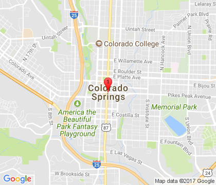 Old CO Locksmith Store, Colorado Springs, CO 719-425-8107